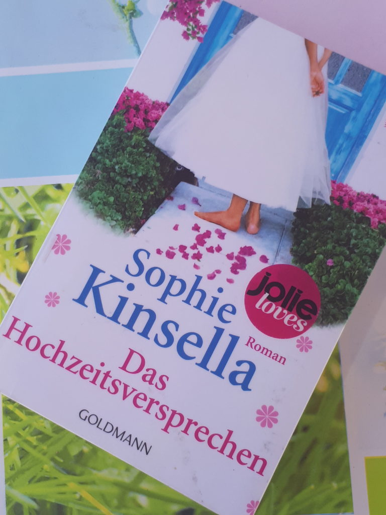 Sophie Kinsella Cover