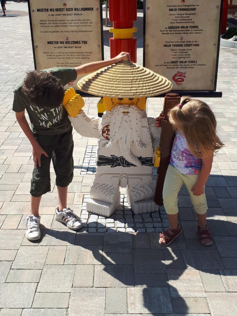 Legoland Sensei Wu
