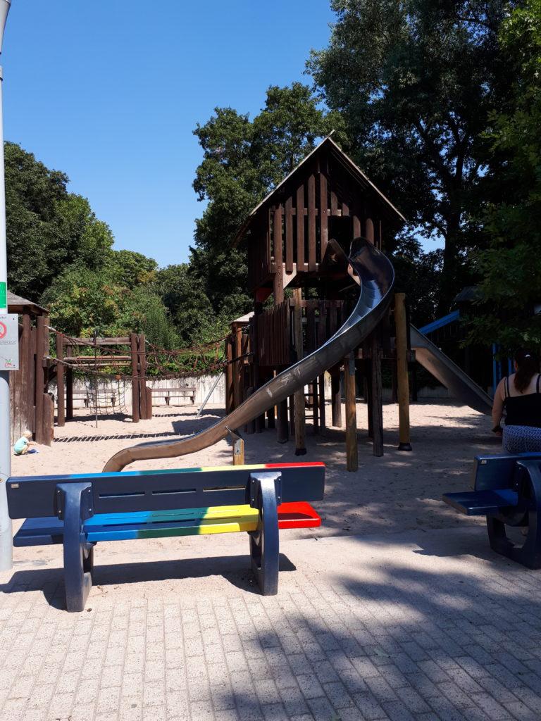 Luisenpark Spielplatz 2